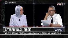 Akılda Kalan Özel - 12 Haziran 2018 (Aile ve Sosyal Politikalar Bakanı ve AK Parti İstanbul Milletvekili Dr. Fatma Betül Sayan Kaya)