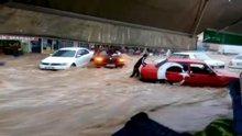 Kahramanmaraş'ta sel felaketi: 3 kişi hayatını kaybetti