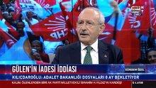 Kılıçdaroğlu fetönün iadesi dosyası ve muharrem ince