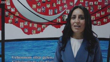 AKP'nin Şırnak milletvekili adayı Hatice Atan: Erdoğan için ölürüm