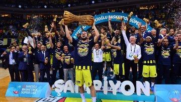 Fenerbahçe Doğuş, şampiyon!