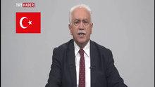 Cumhurbaşkanı adayı Perinçek TRT'de konuştu