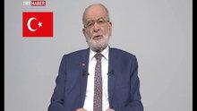 Cumhurbaşkanı adayı Karamollaoğlu TRT'de konuştu