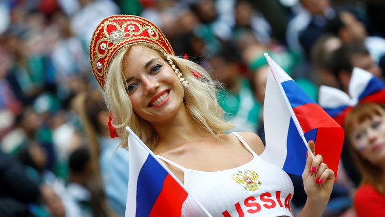 Dünya Kupası'nın en güzel taraftarları