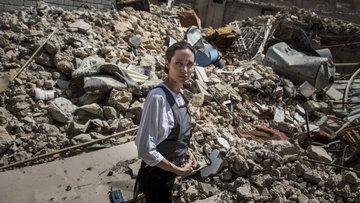 Angelina Jolie Türkiye sınırında!