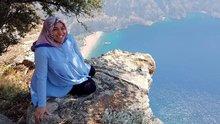7 aylık hamile kadın fotoğraf çektirirken kayalıklardan düşerek öldü
