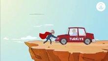 Saadet Partisi'nden seçim animasyonu