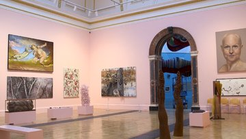 Londra Kraliyet Sanat Akademisi 250. yılını kutluyor