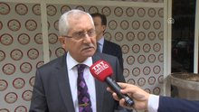 YSK Başkanı Sadi Güven gazetecilerin sorularını yanıtladı