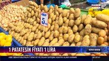 1 patatesin fiyatı 1 Lira