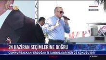Cumhurbaşkanı Erdoğan'dan taksicilere çağrı