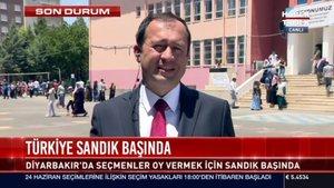 Diyarbakır Meclis'e 12 milletvekili gönderecek