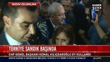CHP lideri Kılıçdaroğlu oyunu Ankara'da kullandı