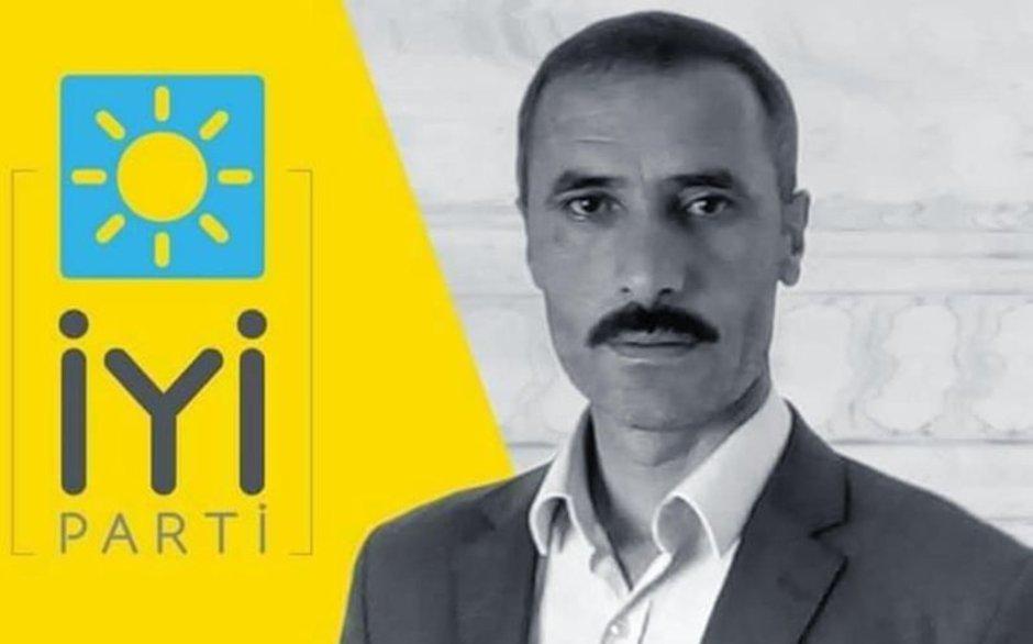 İYİ Parti İlçe Başkanı öldürüldü
