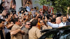 Erdoğan, Kısıklı'daki konutundan ayrıldı: İnşallah sonu da hayrolur