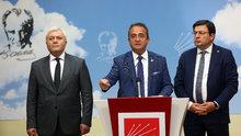 CHP Genel Başkan Yardımcısı Bülent Tezcan'dan açıklama