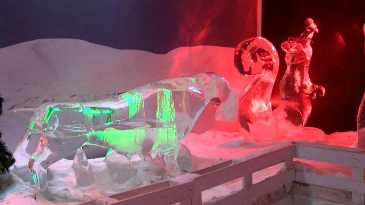 Buz heykel müzesi