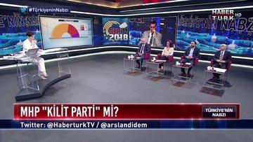 Türkiyenin Nabzı - 25 Haziran 2018 (Sandıktan çıkan mesaj ne?)