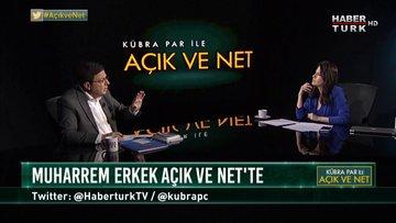 Açık ve Net - 28 Haziran 2018 (CHP Hukuk ve Politika Genel Başkan Yardımcısı Muharrem Erkek )