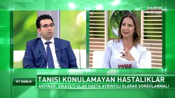 HT Sağlık - 30 Haziran 2018 (İç Hastalıkları Uzmanı Doç. Dr. Timur Selçuk Akpınar)