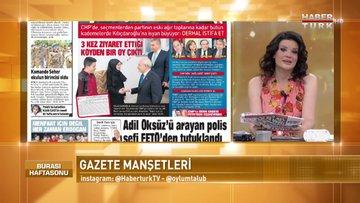 Burası Haftasonu - 30 Haziran 2018 (Gazete Manşetleri ve Etkinlikler)