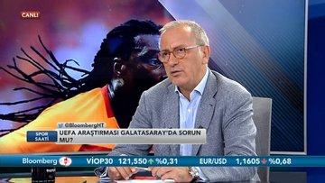 """Fatih Altaylı: """"UEFA'nın Galatasaray kararını gözden geçirmesiyle ilgili sıkıntı yaşanacağını zannetmiyorum"""" - Part 1 (02.07.2018)"""