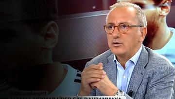 Fatih Altaylı'dan Sampaoli'ye eleştiri