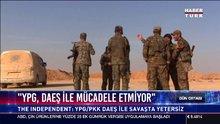 """""""YPG, DAEŞ ile mücade etmiyor"""""""