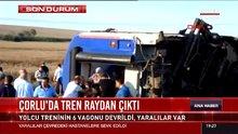 tekirdağ tren kazası
