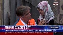Mehmet Öz Azez'e gitti