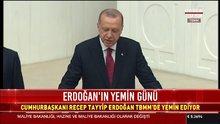 Erdoğan'ın yemin günü