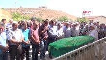 Kaybolduktan 8 gün sonra cesedi bulunan Ufuk Tatar, toprağa verildi