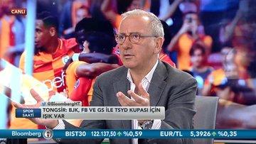 Fatih Altaylı - Fatih Kuşçu - Spor Saati 1. Bölüm (09.07.2018)