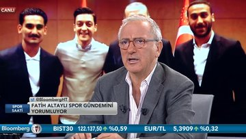 Fatih Altaylı - Fatih Kuşçu - Spor Saati 4. Bölüm (09.07.2018)