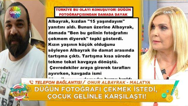 Tüm Türkiye'nin konuştuğu fotoğrafçı!
