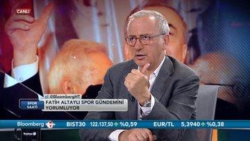 """Fatih Altaylı: """"Cüneyt Çakır'ın torpilinin kim olduğunu merak ediyorum."""" - Part 1 (09.07.2018)"""