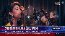 Suudi kadınlara özel şarkı