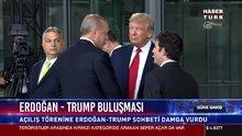 Erdoğan-Trump buluşması
