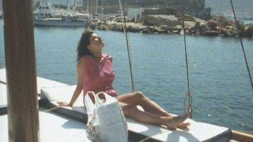 1980'li yıllarda Ege kıyıları