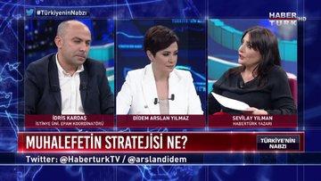 Türkiye'nin Nabzı - 12 Temmuz 2018 - (Muhalefetin seçim stratejisi)