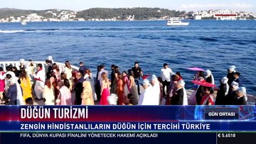 Düğün turizmi