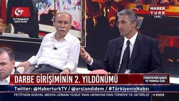 Habertürk'te 15 Temmuz özel yayını