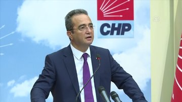 CHP'li Tezcan'dan partili muhaliflere yanıt