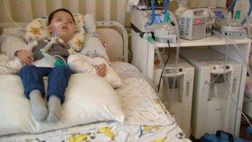 SMA hastalarına reçete şoku! Çocuğu solunum cihazına bağlı olan aileler endişeli...