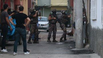 Adana'da torbacılara şafak operasyonu