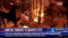 ABD'de Türkiye'yi şikayet etti