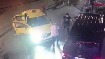 3 kişi sürücüyü darp etti! İşte UBER sürücüsüne böyle saldırdılar