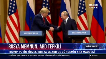Rusya memnun, ABD tepkili