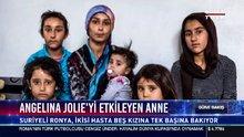Angelina Jolie'yi etkileyen anne