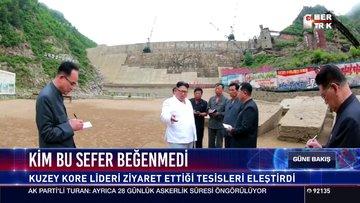 K.Kore lideri verdi veriştirdi